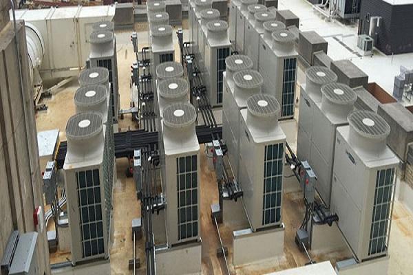 سیستم سرمایشی گرمایشی مناسب ادارات
